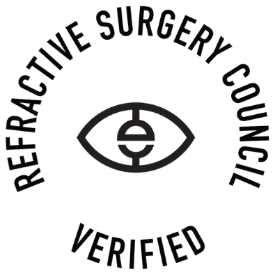 VERIFIED BY THE REFRACTIVE SURGERY COUNCIL
